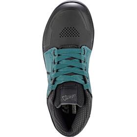 Leatt DBX 3.0 Flatpedal Shoes Women, petrol/zwart